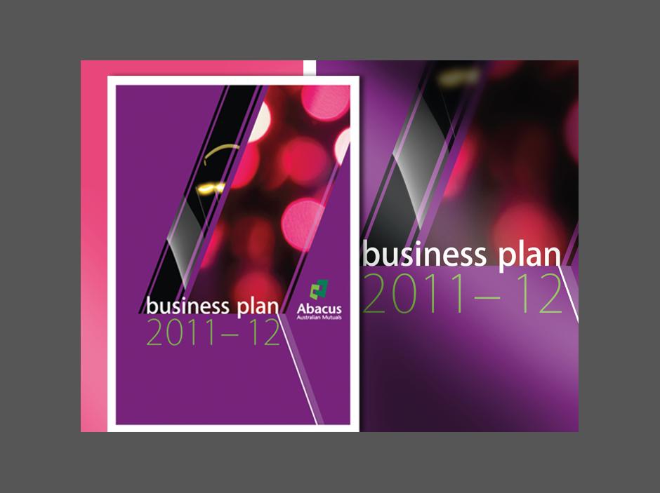 Abacus Busines Plan 2011-12