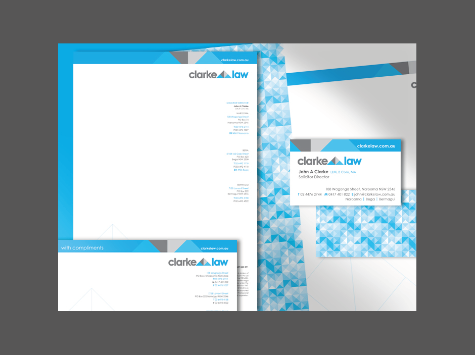 Clarke Law Collateral