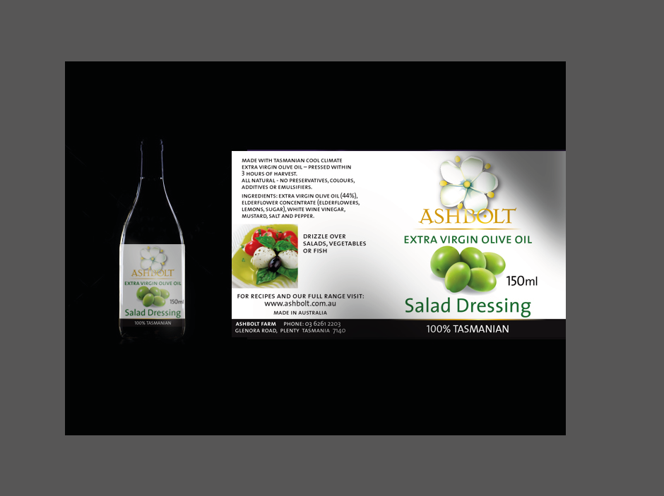 ashbolt salad dressing